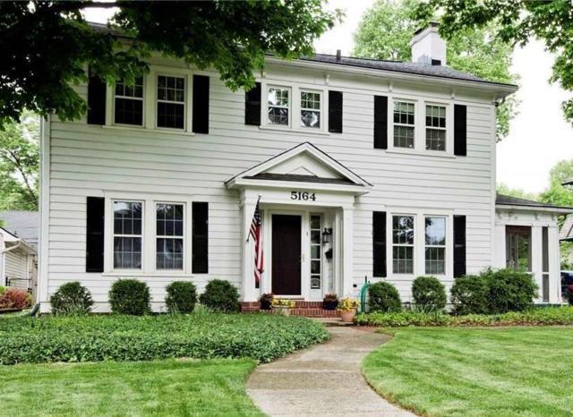 5164 N Kenwood Avenue, Indianapolis, IN 46208 (MLS #21568364) :: Indy Scene Real Estate Team