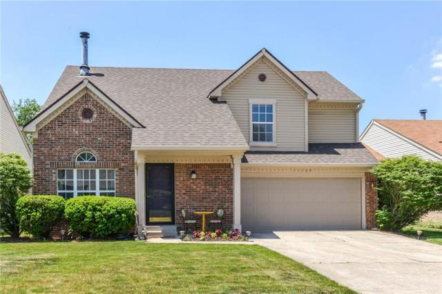 11103 Beech Drive, Fishers, IN 46038 (MLS #21568401) :: Indy Plus Realty Group- Keller Williams