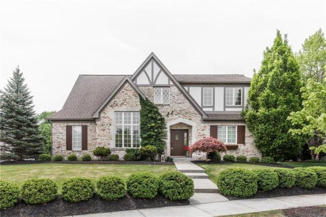 7667 Carriage House Way, Zionsville, IN 46077 (MLS #21568407) :: The Evelo Team