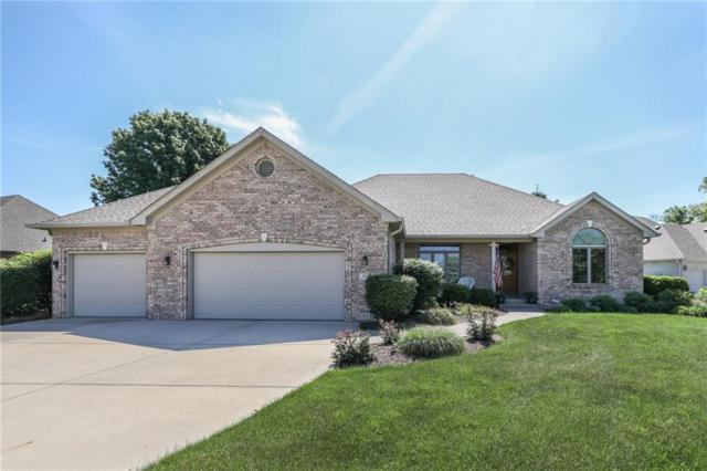 2631 Waldon Drive, Greenwood, IN 46143 (MLS #21568438) :: The ORR Home Selling Team