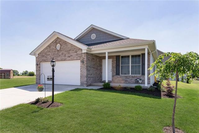 1379 College Parkway, Elwood, IN 46036 (MLS #21568441) :: The ORR Home Selling Team