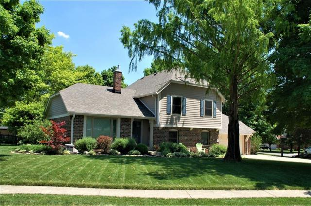 901 Laurel Lane, Noblesville, IN 46062 (MLS #21569487) :: Mike Price Realty Team - RE/MAX Centerstone