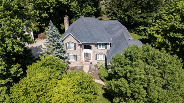 526 Pitney Dr, Noblesville, IN 46062 (MLS #21569488) :: Mike Price Realty Team - RE/MAX Centerstone