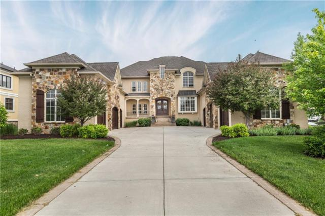 13432 Marjac Way, Mccordsville, IN 46037 (MLS #21569491) :: The ORR Home Selling Team