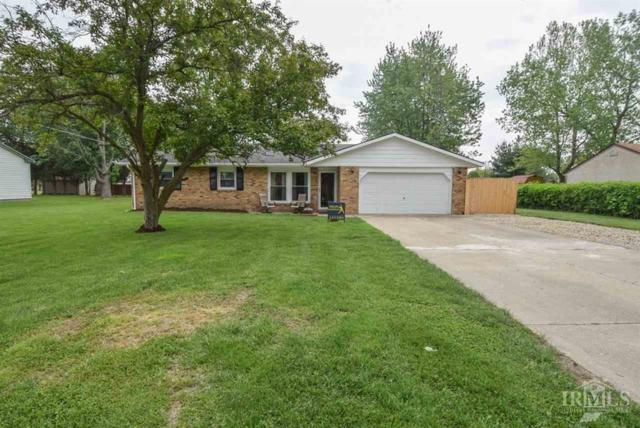 10708 N Faye Avenue, Muncie, IN 47303 (MLS #21569516) :: The ORR Home Selling Team