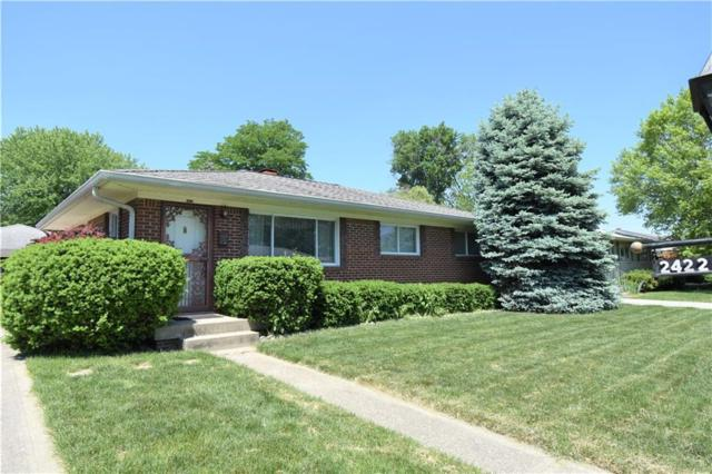 2422 Allison Avenue, Speedway, IN 46224 (MLS #21569576) :: Mike Price Realty Team - RE/MAX Centerstone