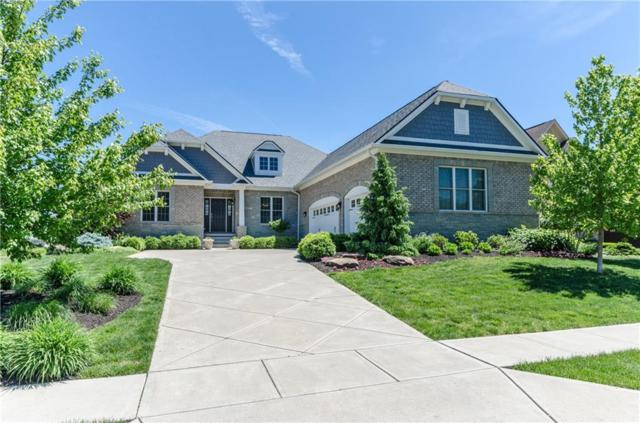 16200 Grand Cypress Drive, Noblesville, IN 46060 (MLS #21569597) :: The Evelo Team