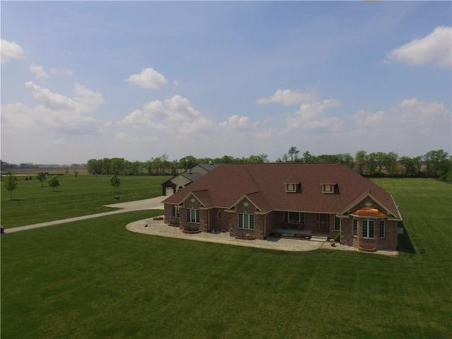 1016 S Nay Road, Greenwood, IN 46143 (MLS #21569604) :: Mike Price Realty Team - RE/MAX Centerstone