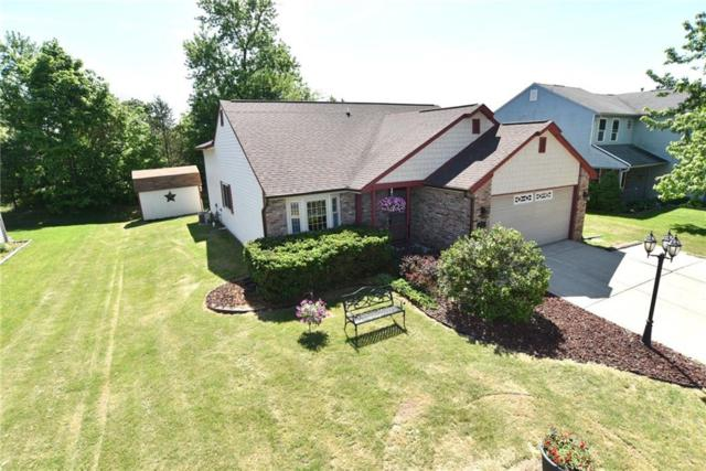 197 Meadow Glen Drive, Avon, IN 46123 (MLS #21569633) :: Mike Price Realty Team - RE/MAX Centerstone