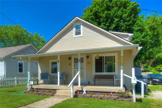 415 Mccullen Street, Anderson, IN 46017 (MLS #21569660) :: The ORR Home Selling Team