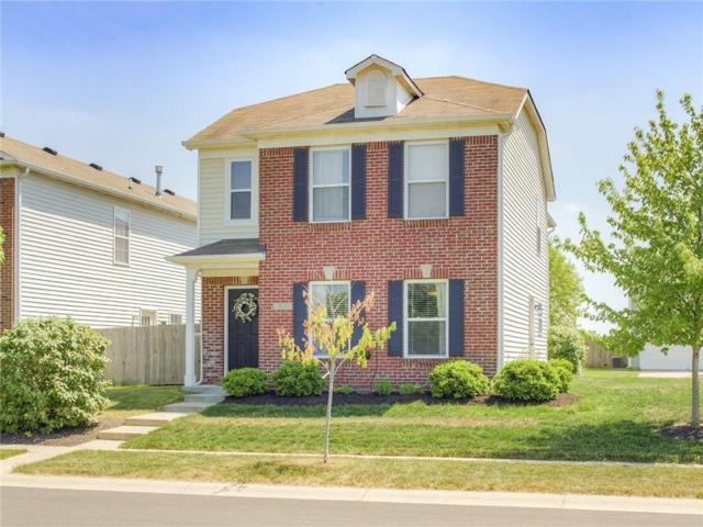 10103 Cumberland Pointe Boulevard, Noblesville, IN 46060 (MLS #21569697) :: The Evelo Team