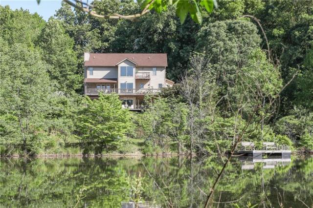 3215 Carmel Ridge Lane, Morgantown, IN 46160 (MLS #21569734) :: The ORR Home Selling Team
