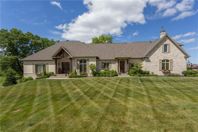 11628 Willow Springs Drive, Zionsville, IN 46077 (MLS #21569758) :: AR/haus Group Realty
