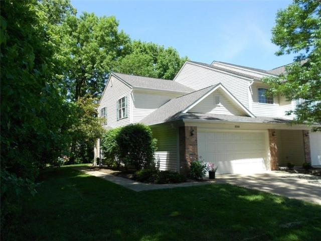 9548 Meeting Street, Fishers, IN 46038 (MLS #21569768) :: The Evelo Team
