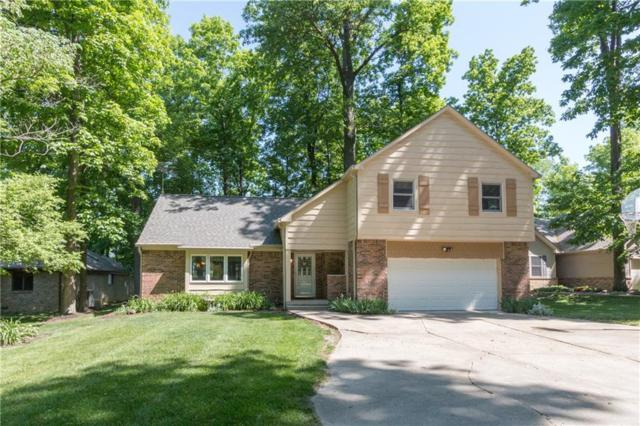 309 Patriots Landing, Coatesville, IN 46121 (MLS #21569779) :: The ORR Home Selling Team