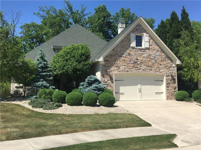 3304 Nottinghill Circle, Plainfield, IN 46168 (MLS #21569849) :: Mike Price Realty Team - RE/MAX Centerstone
