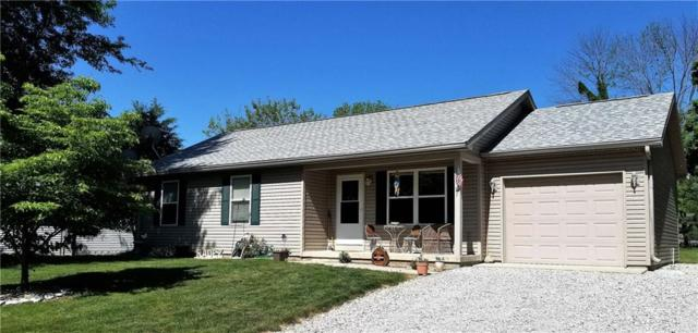 205 Jefferson Valley, Coatesville, IN 46121 (MLS #21569934) :: The ORR Home Selling Team