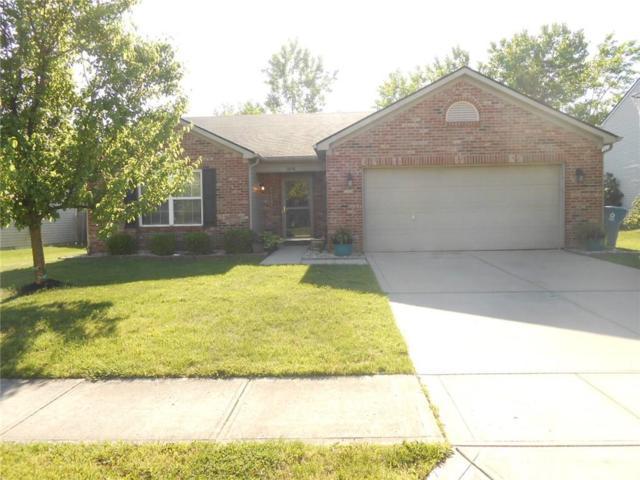 1058 Pine Ridge Way, Brownsburg, IN 46112 (MLS #21569958) :: FC Tucker Company