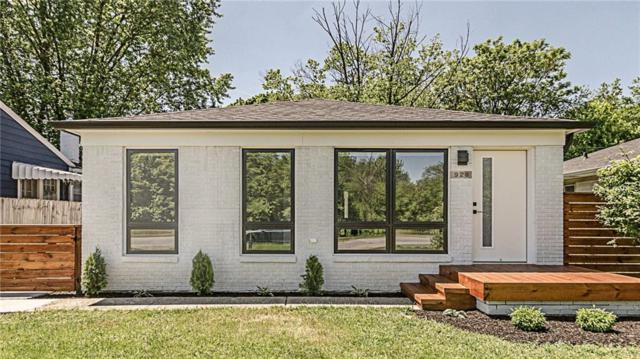 928 E Pleasant Run Parkway North Drive, Indianapolis, IN 46203 (MLS #21569962) :: Indy Scene Real Estate Team