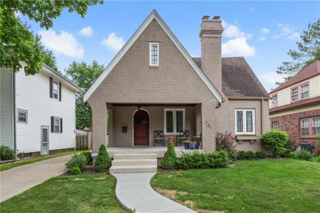 261 W Hampton Drive, Indianapolis, IN 46208 (MLS #21569977) :: Indy Scene Real Estate Team
