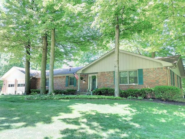 12801 Lakewood Drive, Middletown, IN 47356 (MLS #21569987) :: The ORR Home Selling Team