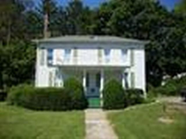 201 S 1st Street, Lewisville, IN 47352 (MLS #21570012) :: The ORR Home Selling Team