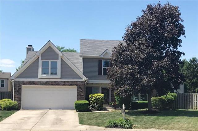 8768 Wintergreen Way, Indianapolis, IN 46256 (MLS #21570018) :: The ORR Home Selling Team