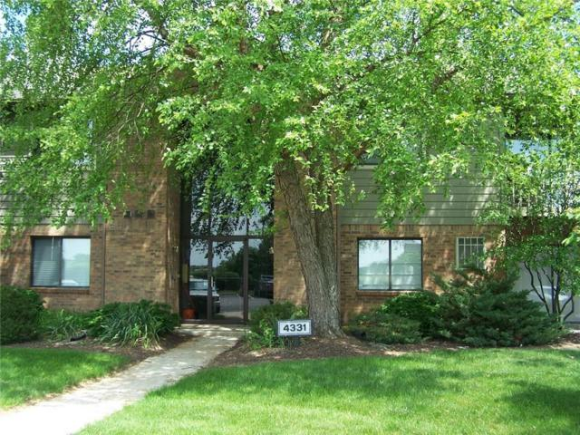 4331 Village Parkway Circle W #4, Indianapolis, IN 46254 (MLS #21570041) :: FC Tucker Company