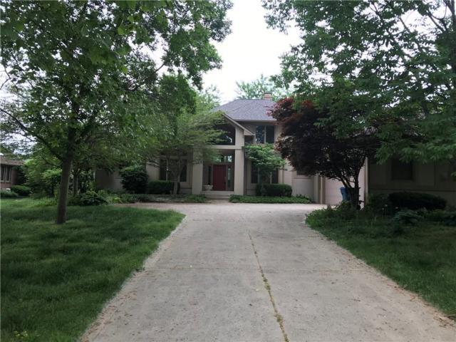 5826 Fall Creek Road, Indianapolis, IN 46220 (MLS #21570069) :: FC Tucker Company