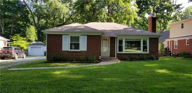 1156 E 56TH Street, Indianapolis, IN 46220 (MLS #21570127) :: Indy Plus Realty Group- Keller Williams