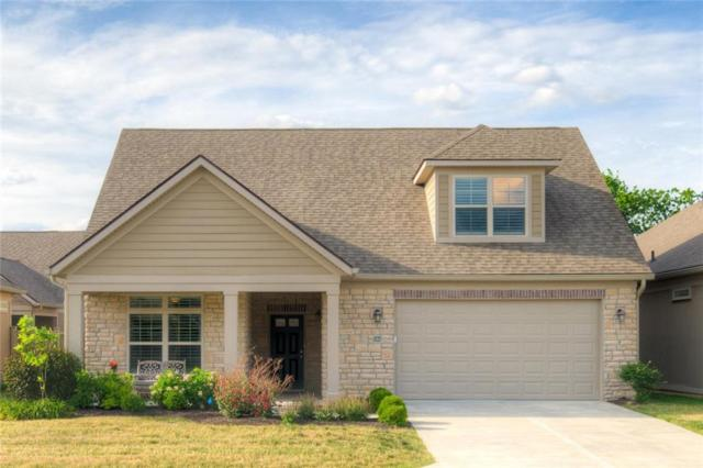 284 Maple View Drive, Westfield, IN 46074 (MLS #21570315) :: Indy Scene Real Estate Team