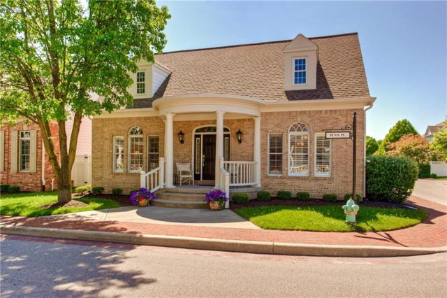 8152 Penn Place, Indianapolis, IN 46250 (MLS #21570361) :: Indy Scene Real Estate Team