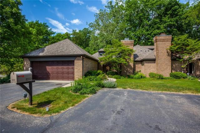 8570 Tree Top Drive #2, Indianapolis, IN 46260 (MLS #21570394) :: Mike Price Realty Team - RE/MAX Centerstone
