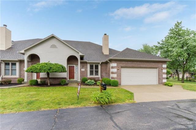8936 Stonegate Way A, Indianapolis, IN 46227 (MLS #21570396) :: The ORR Home Selling Team