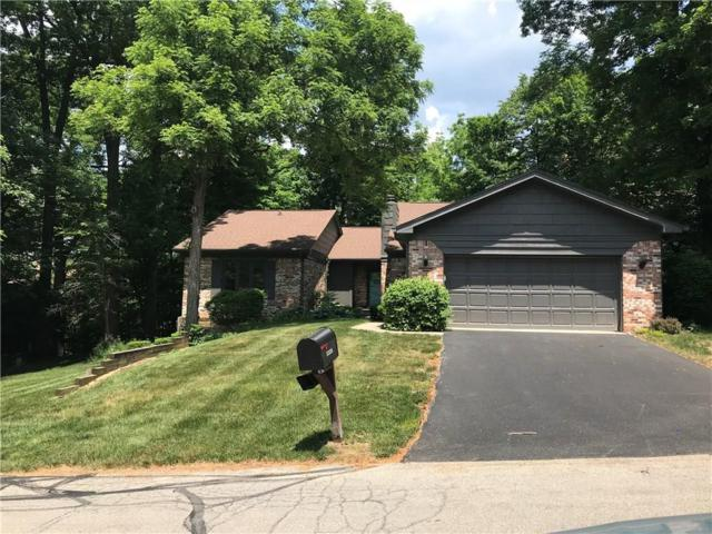 5228 Windridge Drive, Indianapolis, IN 46226 (MLS #21570464) :: Indy Plus Realty Group- Keller Williams