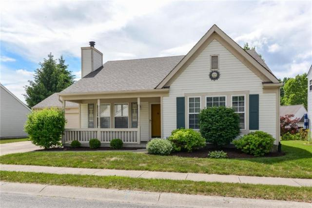 11127 Autumn Harvest Drive, Fishers, IN 46038 (MLS #21570586) :: The Evelo Team