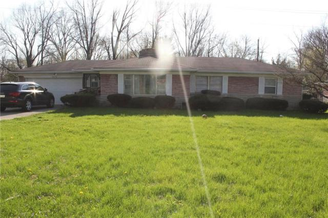 4430 Westbourne Drive, Indianapolis, IN 46205 (MLS #21570720) :: The ORR Home Selling Team