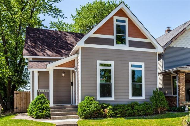 373 E Morris Street E, Indianapolis, IN 46225 (MLS #21570891) :: Indy Plus Realty Group- Keller Williams