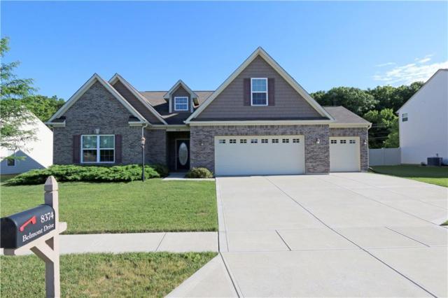 8374 Belmont Drive, Avon, IN 46123 (MLS #21571215) :: Heard Real Estate Team