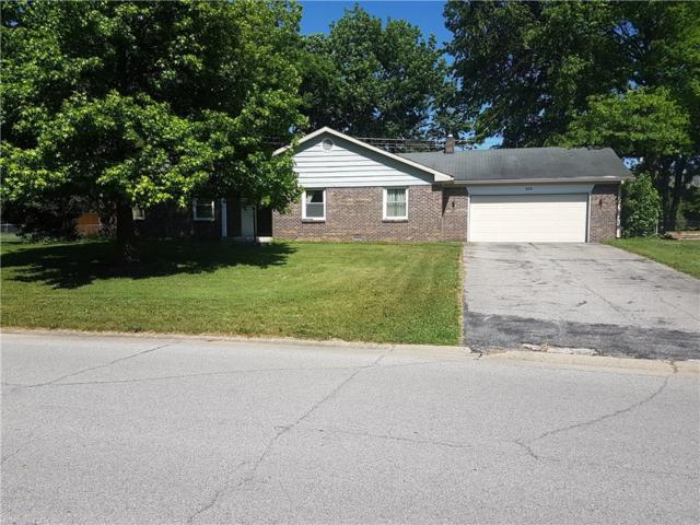 315 S Restin Road, Greenwood, IN 46142 (MLS #21571251) :: The Indy Property Source