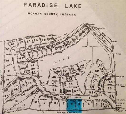 0 Paradise Drive, Martinsville, IN 46151 (MLS #21571263) :: David Brenton's Team