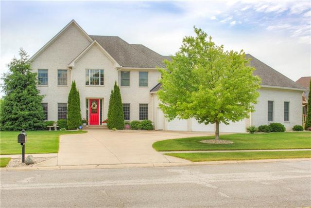 10815 Torulosa Court, Indianapolis, IN 46234 (MLS #21571311) :: The ORR Home Selling Team