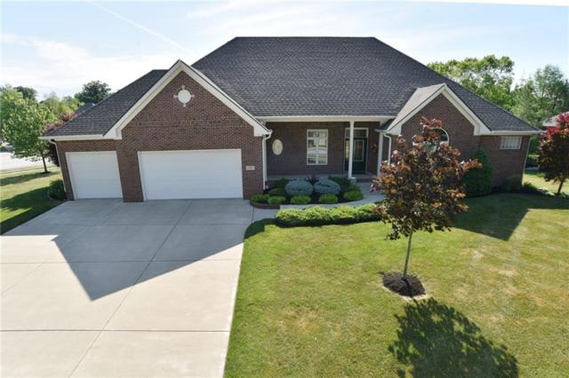 125 Hillside Lane, Whiteland, IN 46184 (MLS #21571409) :: The Indy Property Source