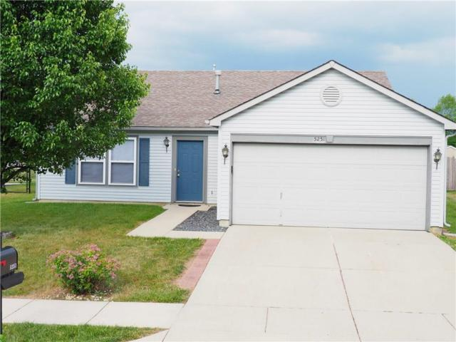 5251 Lily Pad Lane, Indianapolis, IN 46237 (MLS #21571490) :: Indy Scene Real Estate Team