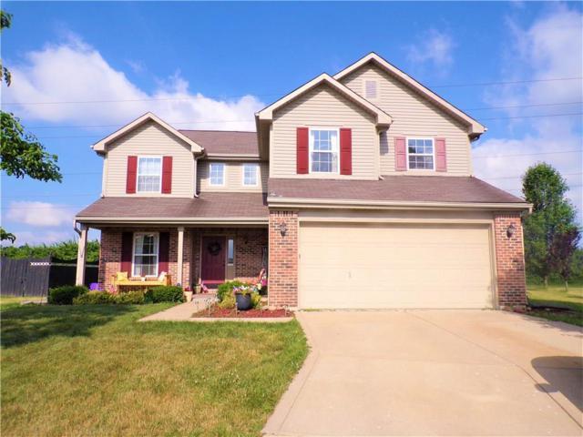 1242 Flatrock Drive, Anderson, IN 46013 (MLS #21571499) :: Indy Plus Realty Group- Keller Williams