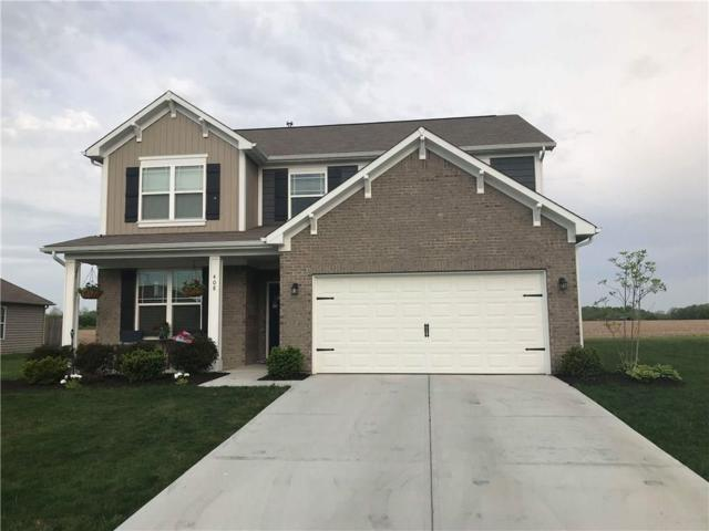 408 Wayles Drive, Pittsboro, IN 46167 (MLS #21571514) :: Heard Real Estate Team