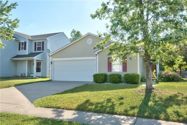 13153 N Brick Chapel Drive, Camby, IN 46113 (MLS #21571586) :: The Indy Property Source