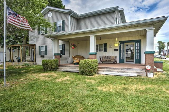 1602 S D Street, Elwood, IN 46036 (MLS #21571597) :: The Indy Property Source