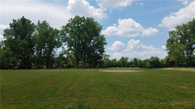 7036 N Lakeshore Drive, Greenfield, IN 46140 (MLS #21571599) :: FC Tucker Company