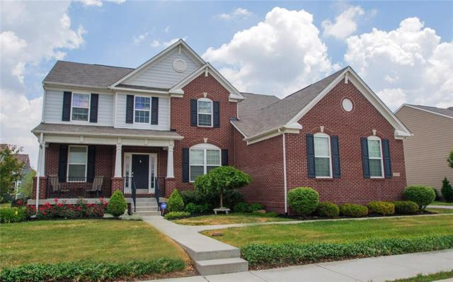 12877 Pennington Road, Fishers, IN 46037 (MLS #21571617) :: FC Tucker Company